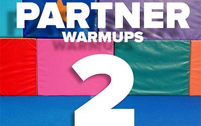 Partner warm ups #2